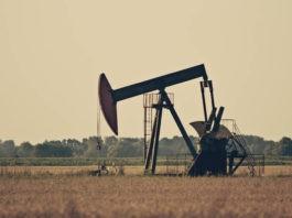oil pump shot from a far