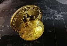 bitcoin coin concept
