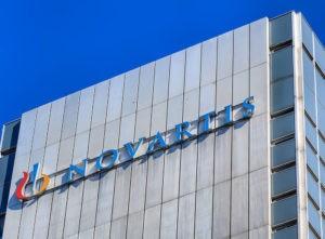 novartis building shot from the outside
