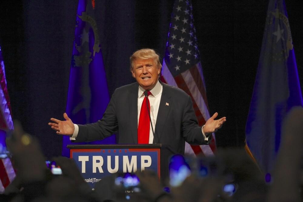 Wibest Broker-Asian Market: Trump as seen on 2016 campaign