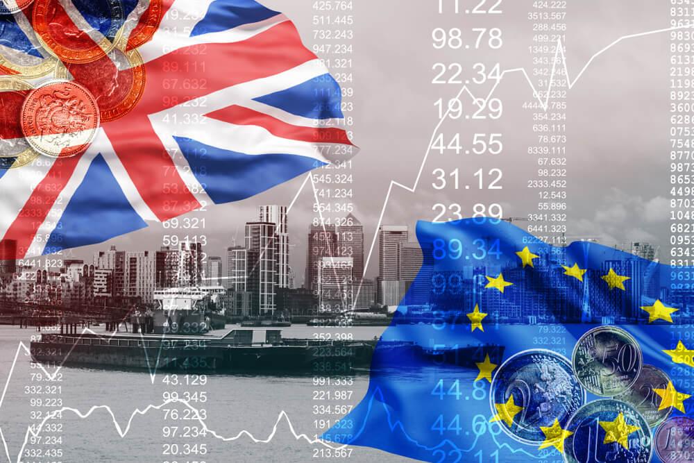 Wibest Broker- FX Market: The Brexit discrepancy being seen on its trade war.