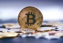 Crypto money Bitcoin price is growing